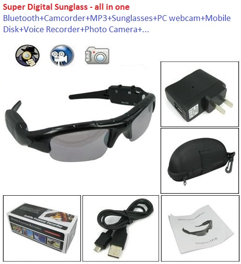 digital sunglass