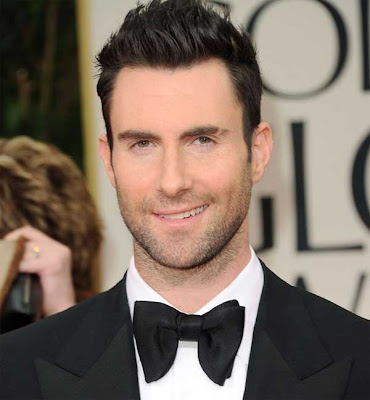 ADAM LEVINE SHORT HAIRSTYLES HAIRCUT