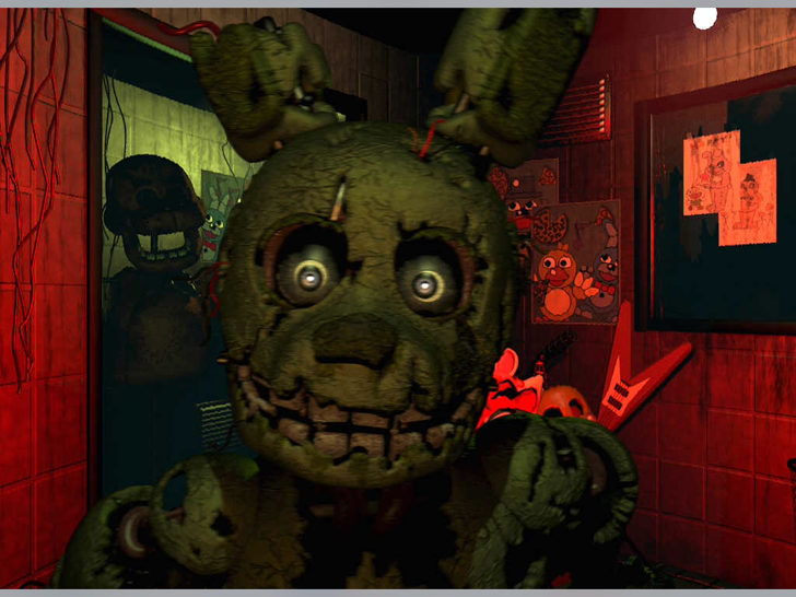 Five Nights At Freddys 3 Free App Game By