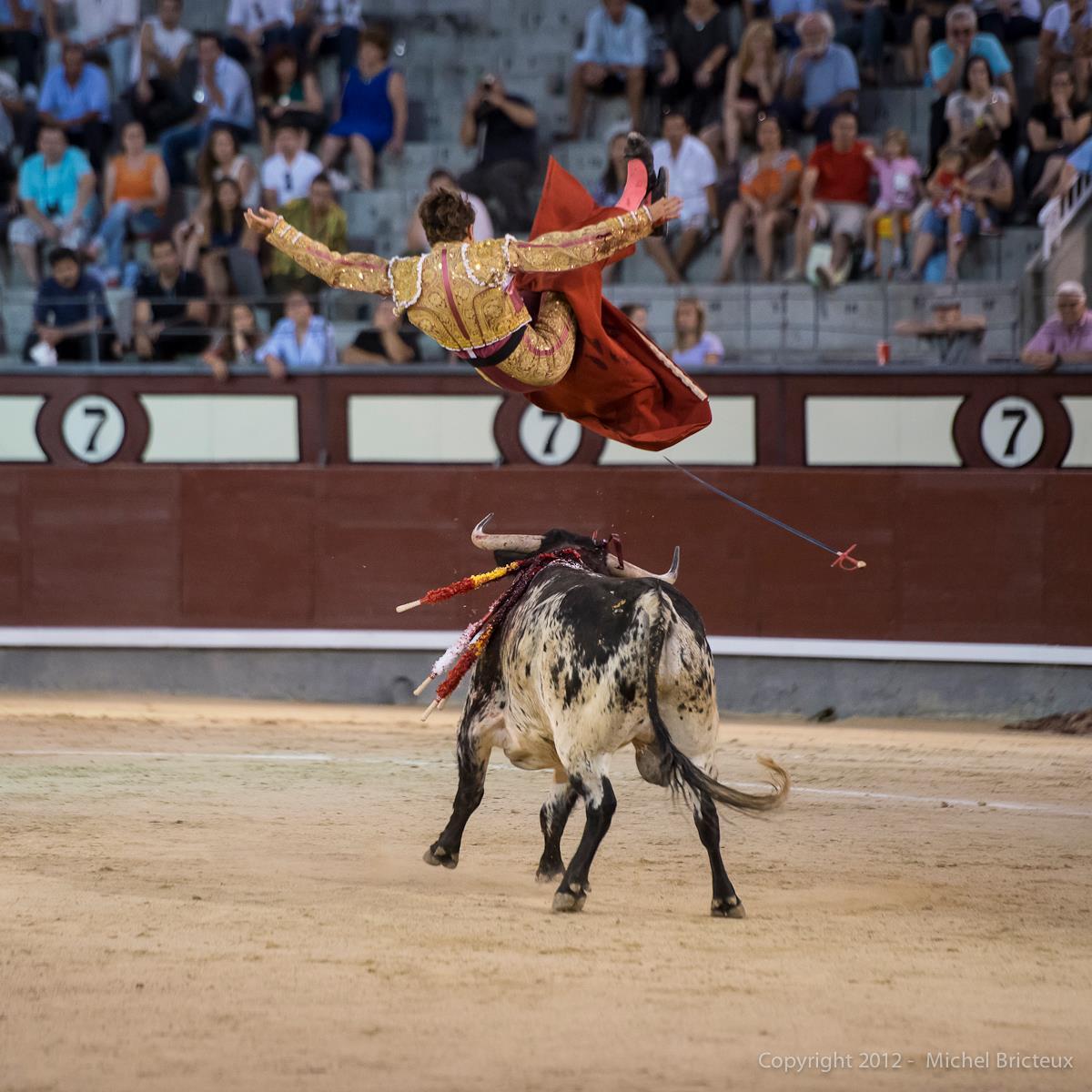 Día de Toros, Las Ventas (Madrid)