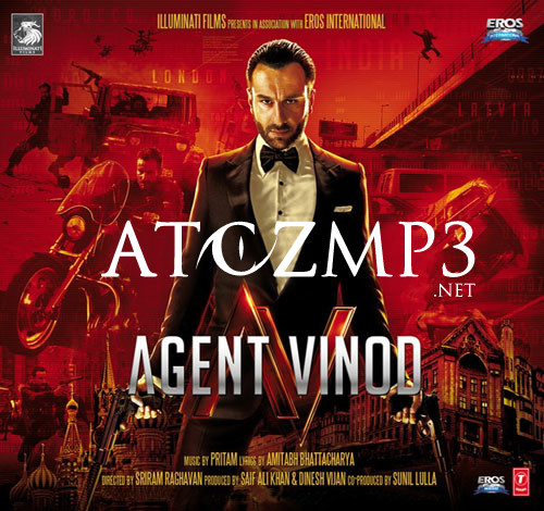 agent vinod raabta female version mp3 download