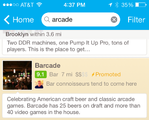 Barcade - New York
