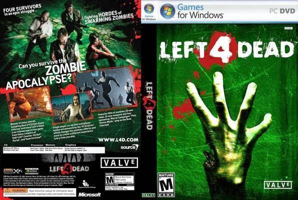 Игры компьютер left 4 dead