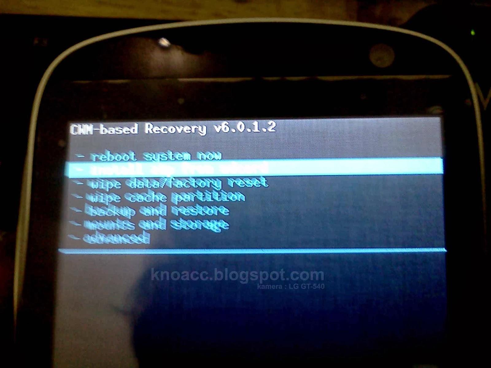 ... anda ingin meng-install custom ROM untuk Android Cross A28 anda