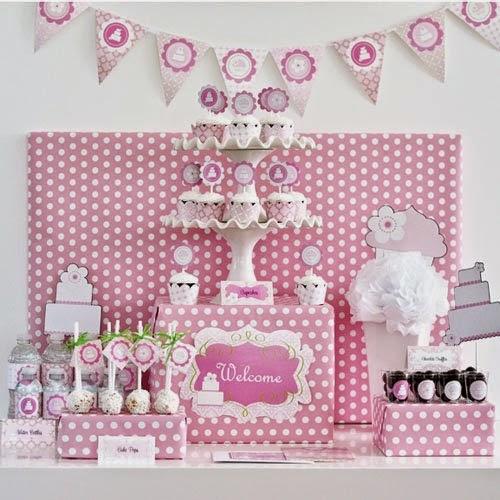 kawaii girly party kit