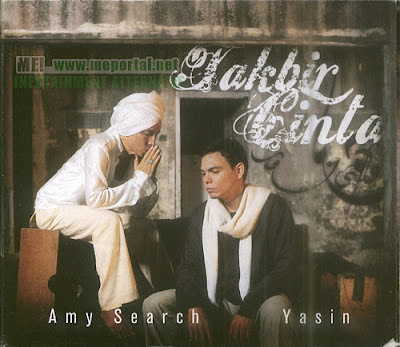 Amy Search feat. Yasin - Takbir Cinta MP3