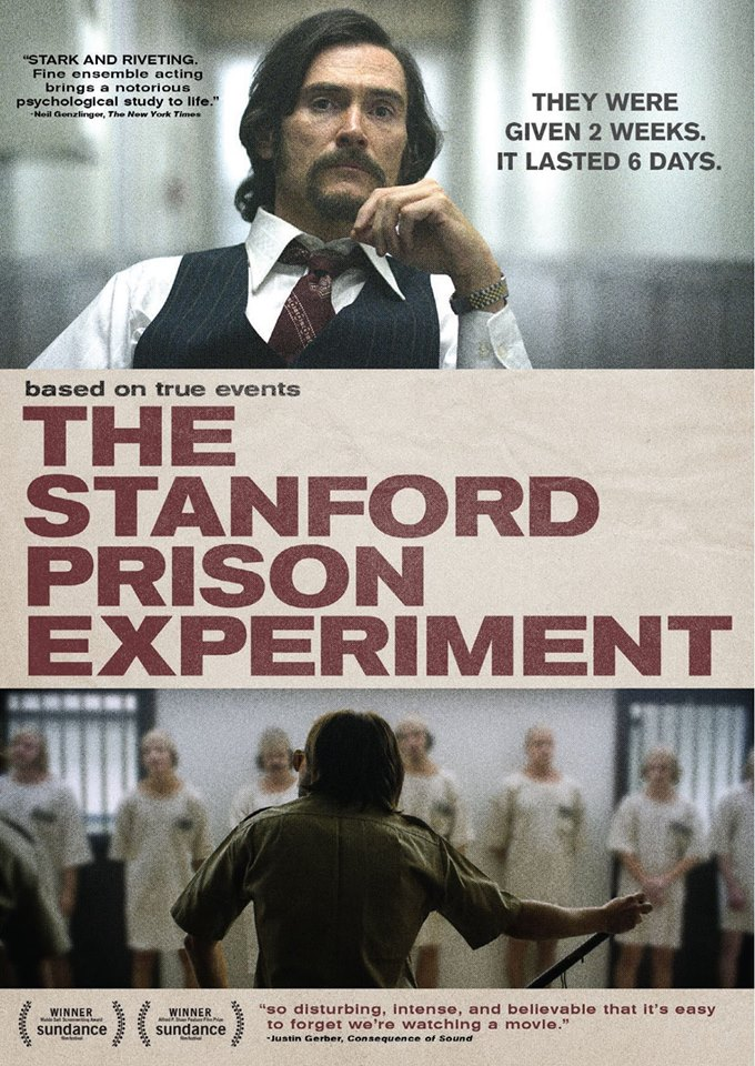 The Stanford Prison Experiment (2015) [Subthai ซับไทย]