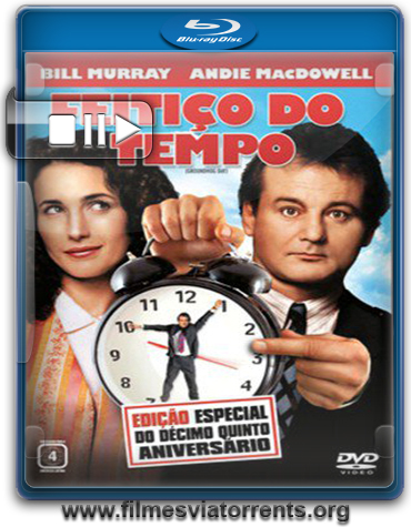 Feitiço do Tempo (Groundhog Day) Torrent - BluRay Rip 720p Legendado (1993)