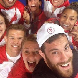 Team Canada Glasgow, 2014