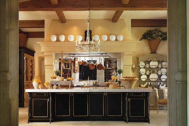 French country kitchen table | French Country Kitchen Decor