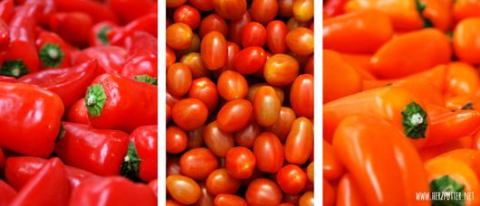 Gemüse aus Spanien