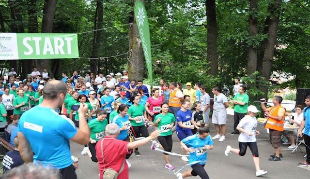 Crosul Aleargă Tu pentru Ei, 11 iulie 2015, Brașov. Start