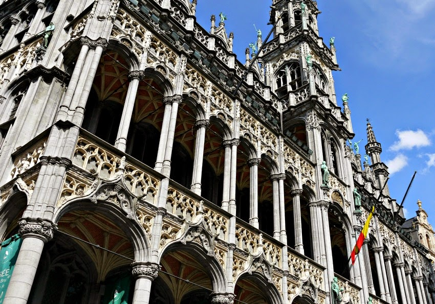 Grand-Place-Brussels