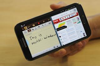 Cara mengaktifkan fitur multi window Samsung