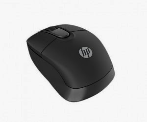 Buy HP Wireless Mouse Z3000 at Rs.550 & Rs.55 Mobicash  at Ebay : BuyToEarn