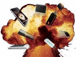 HP Smartphone Bisa Meledak