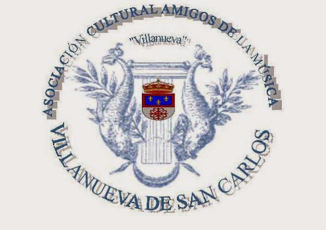 """ASOCIACIÓN CULTURAL AMIGOS DE LA MÚSICA """"VILLANUEVA"""""""
