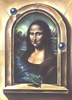 Матиас Аргудин Мона Лиза.