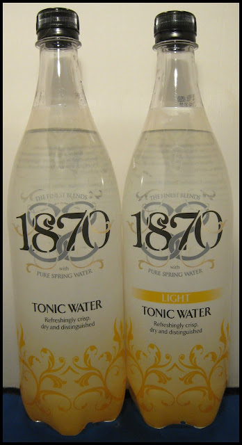 The Institute For Alcoholic Experimentation Tonic Water