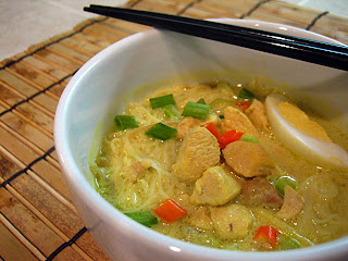 How To Make Soto (Make a Dish Indonesia)