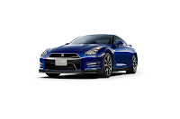 2012 MY Nissan GT-R official press media photo image picture high resolution original source facelift revised new generation enhanced restyled special exclusive edition 530hp