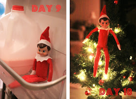 The Larson Lingo The Return Of Candle The Elf