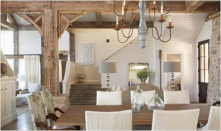 There Are Several Styles That Embody The Coastal Elements In Image Above A More Rustic Approach Is Taken To Beautiful Theme