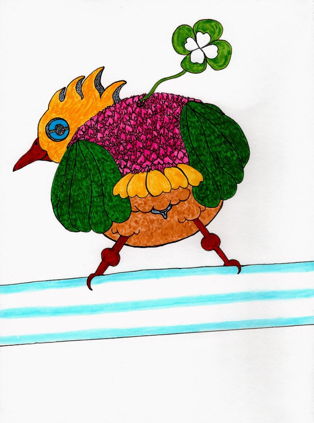 小さなシアワセ ~ 小鳥編 ~ / Little happiness ~ Small bird ~
