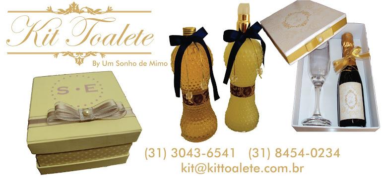 Kit Toalete By Um Sonho de Mimo