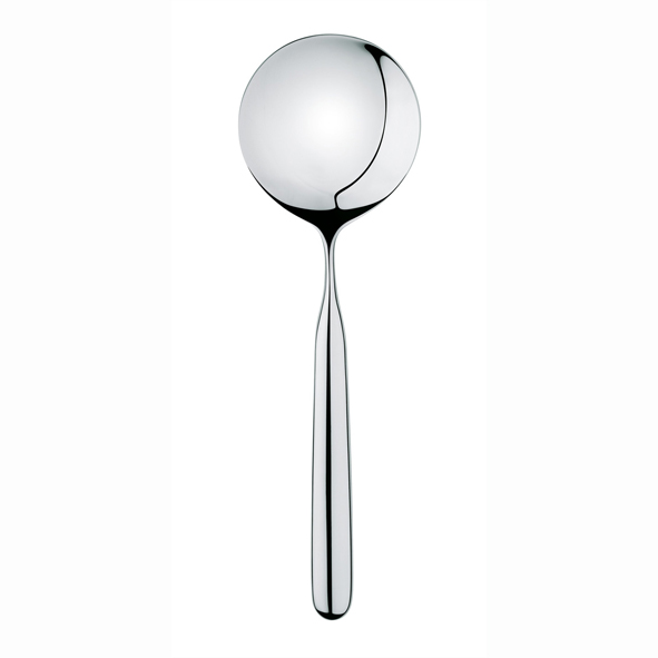 Risotto Serving Spoon by Inga Sempé for Alessi