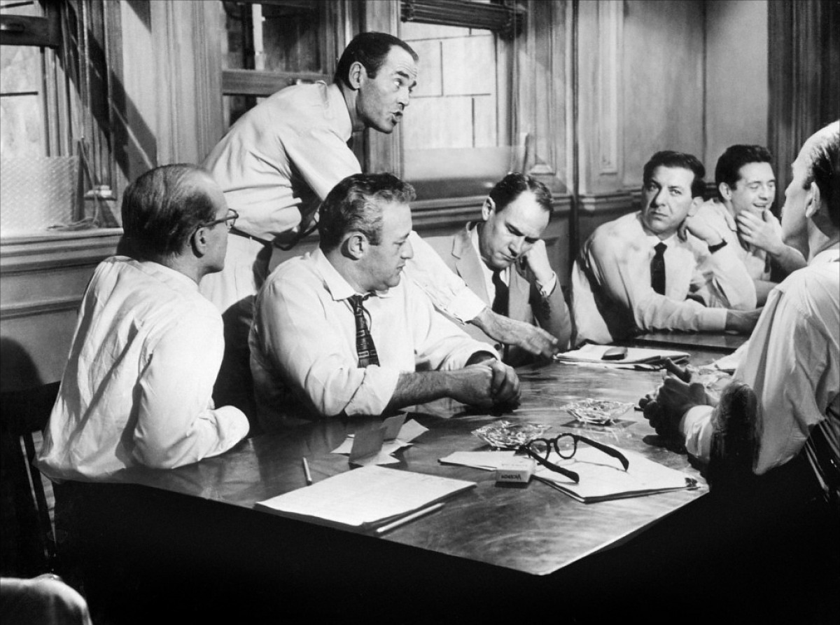 angry men 12 angry men subtitles english aka: twelve angry men, 12 hombres sin piedad, 12 розгнiваних чоловiкiв, 12 hombres en pugna life is in their hands death is on their minds the defense and the prosecution have rested and the jury is filing into the jury room to decide if a young spanish-american is guilty or innocent of murdering his.