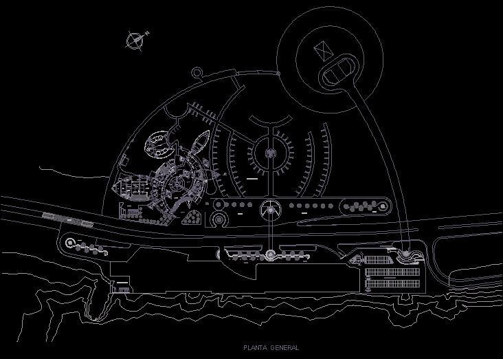 Revista digital apuntes de arquitectura club nautico en for Programa arquitectonico restaurante