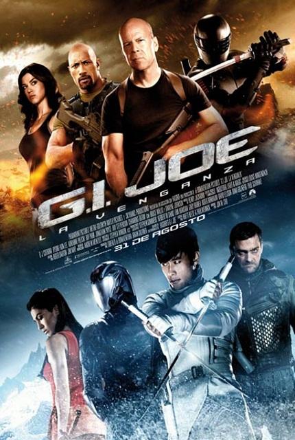 G.I.Joe 2 : Retaliation (2013) จีไอโจ สงครามระห่ำแค้นคอบร้าทมิฬ [Trailer] | ดูหนังออนไลน์ | ดูหนังใหม่ | ดูหนังมาสเตอร์ | ดูหนัง HD | ดูหนังดี | หนังฟรี