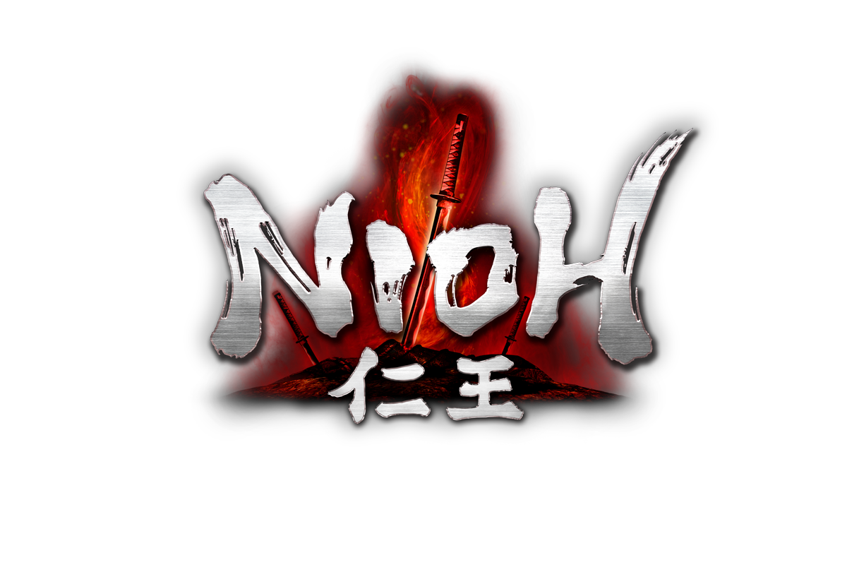 Resultado de imagem para Nioh logo png