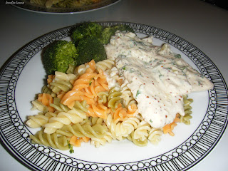 turkey pasta broccoli
