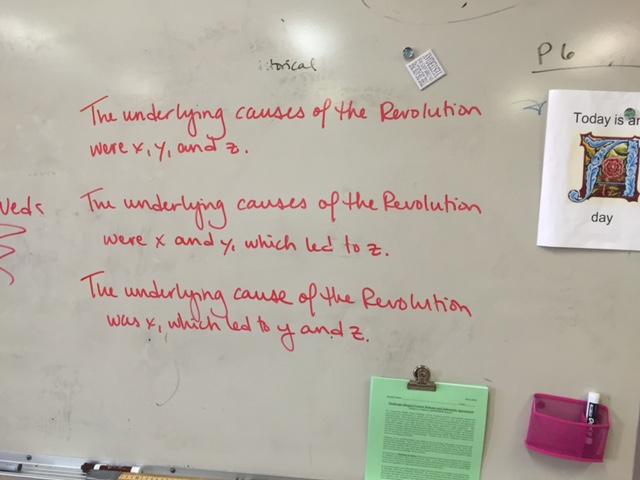 students essays on education