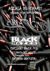 ARIA IGNIS & BLACK HAZES