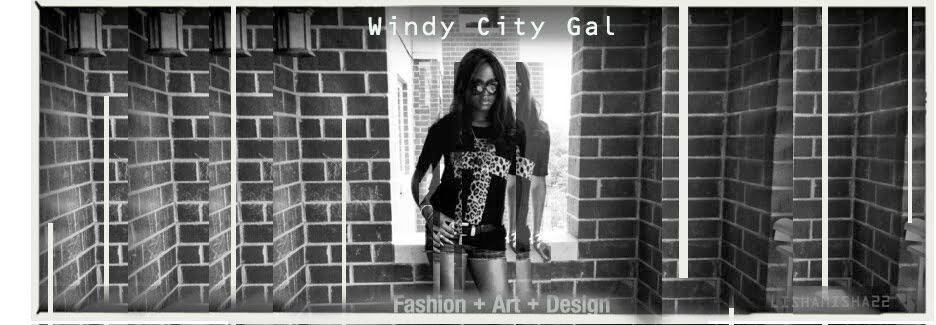Lisha,Windy City Gal