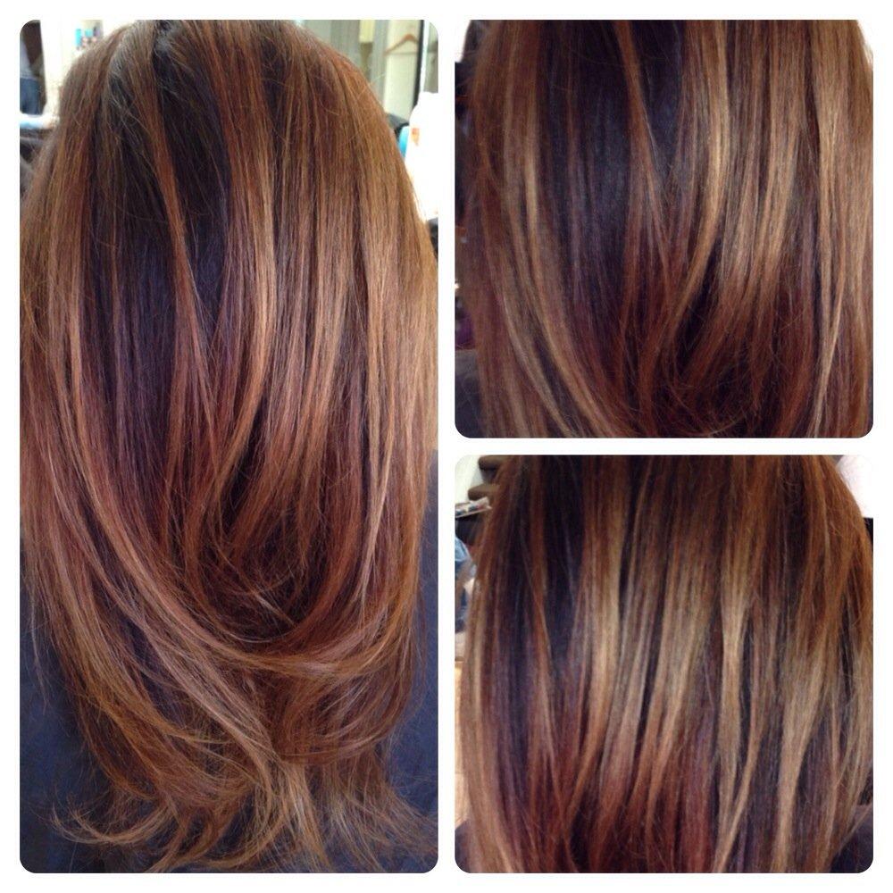 Como ven hay muchas opciones para darle un look fresco a nuestro cabello .