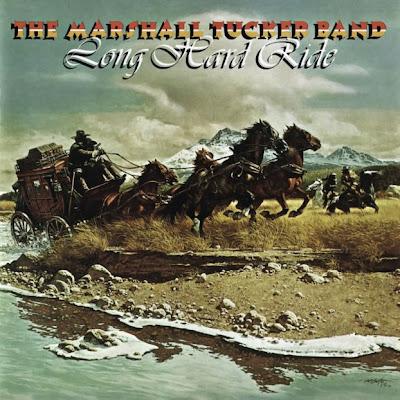 The Marshall Tucker Band - Long Hard Ride 1976 (USA, Southern Rock, Country Rock)