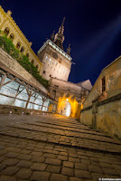 Sighisoara Night Photography