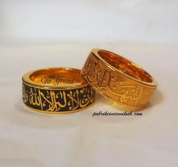 cincin kawin syahadat