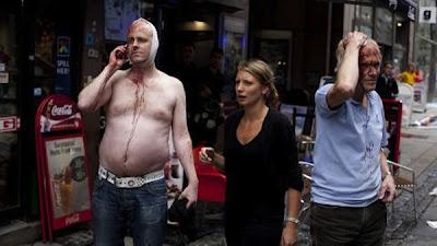 heridos por el atentado en oslo 2011