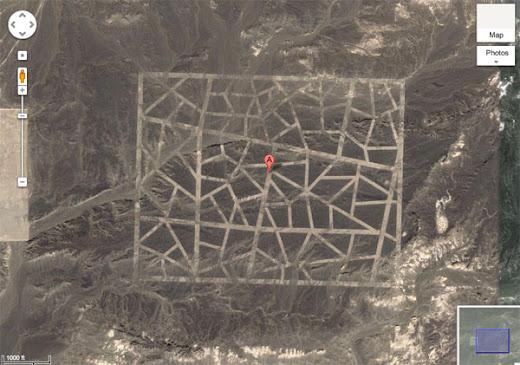 China en el desierto