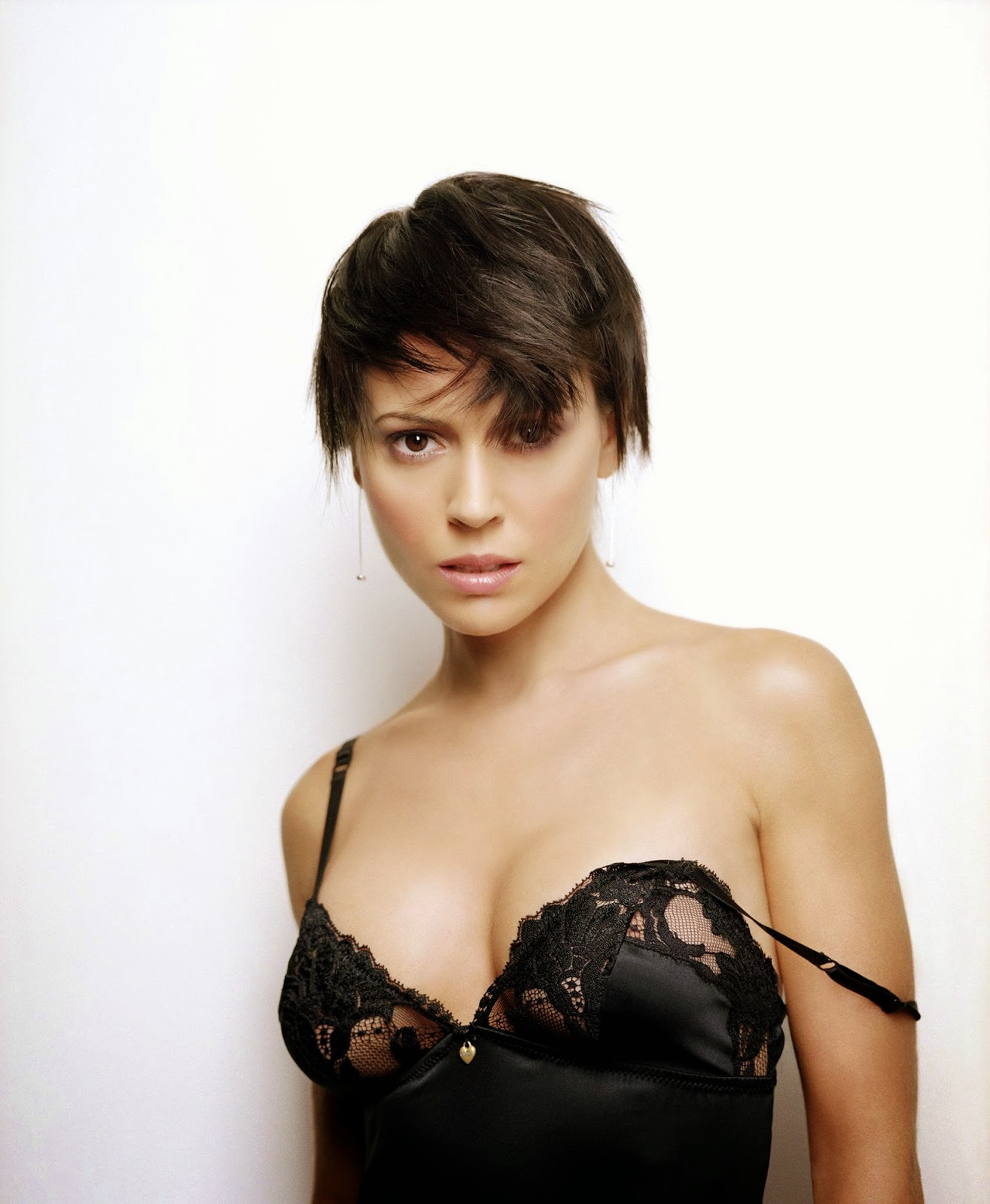 Photos de alyssa milano porno - Photos amateur de charme