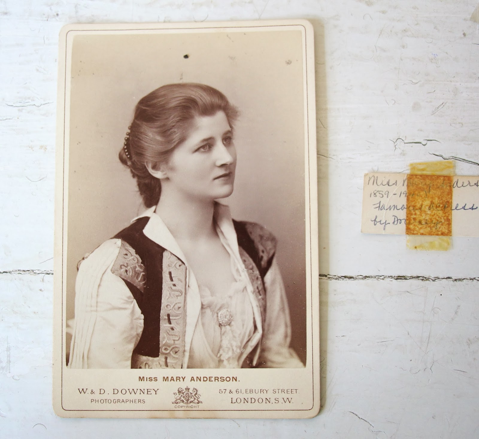 Watch Mary Anderson (actress, born 1859) video