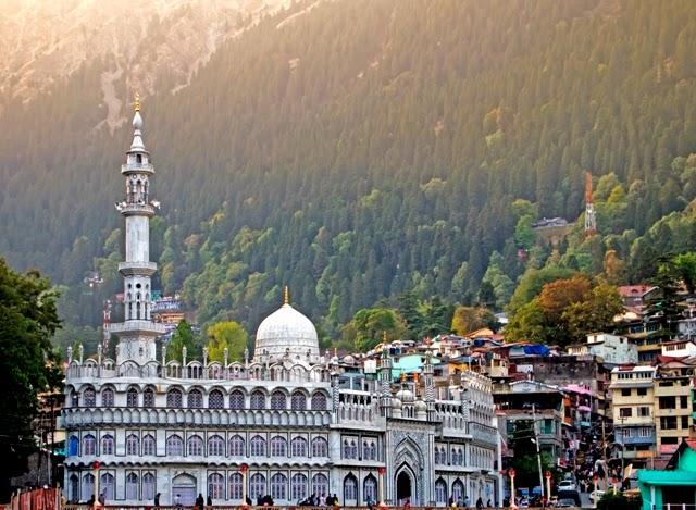 Jama Masjid - Nainital