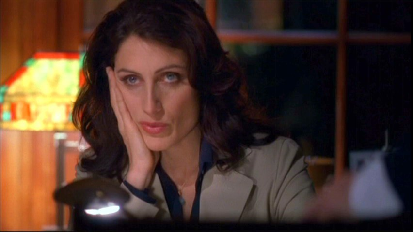 Sexy, smart and the perfect to Hugh Laurie's Gregory House, Lisa Edelstein's ...