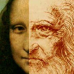 La Gioconda con Leonardo Da Vinci