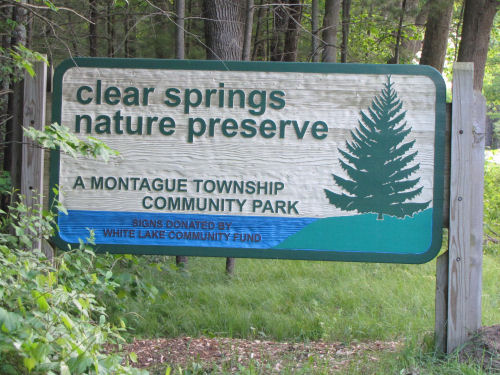 Clear Springs Nature Preserve